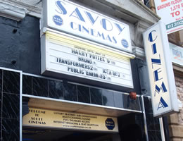 The Savoy Cinema Exmouth