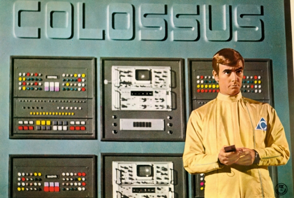 Colossus and Dr Forbin