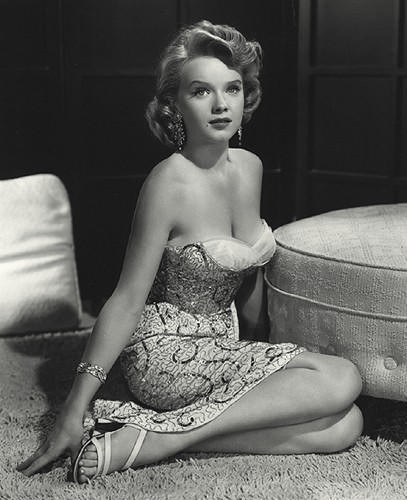 Publicity shot of Anne Francis