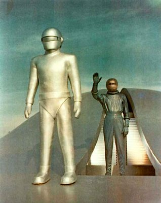 Gort and Klaatu