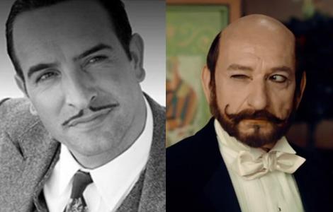 George Valentin - Georges Méliès