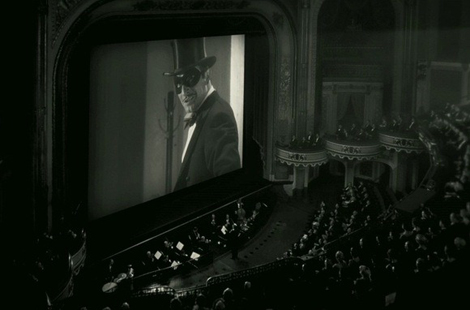 Still from The Artist