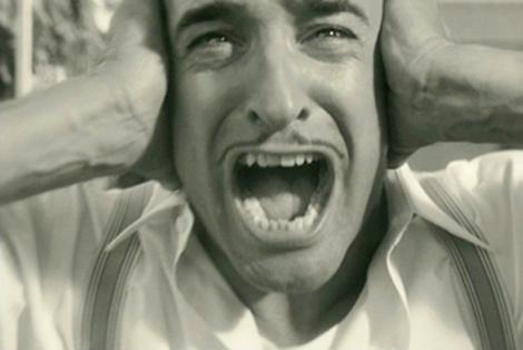 Jean Dujardin in The Artist