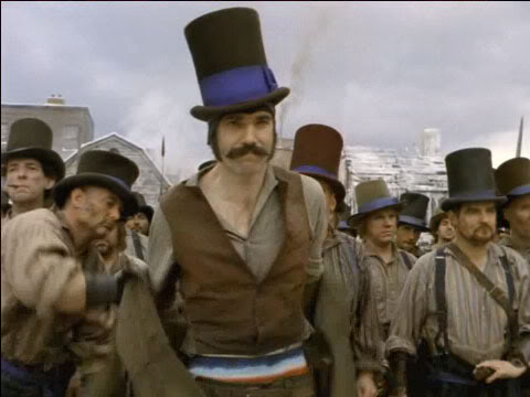 Daniel Day-Lewis in Gangs of New York