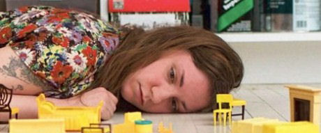 Lena Dunham in Tiny Furniture