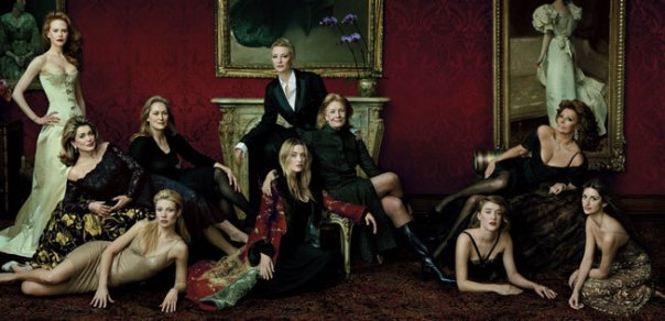 Image for Vanity Fair by Annie Leibovitz