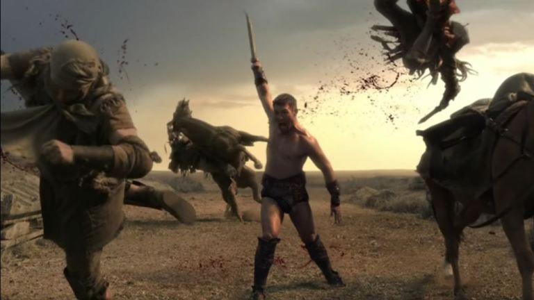 spartacus vengeance episode 4 polly
