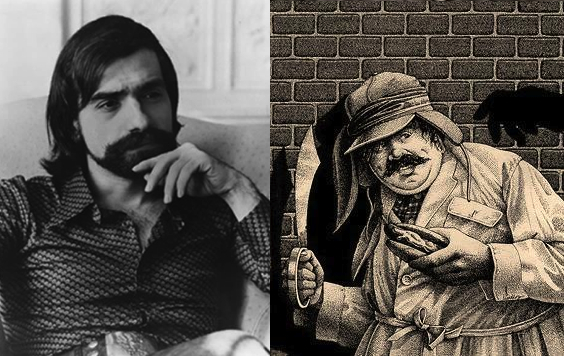 Martin Scorsese A Confederacy of Dunces