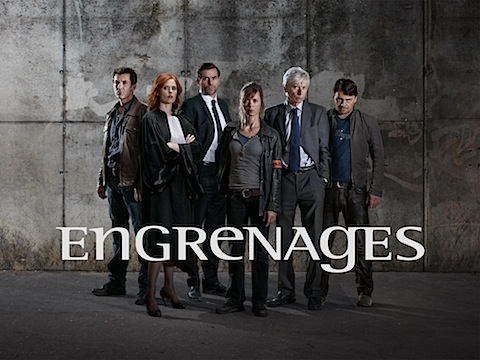 'Engrenages' is French for 'Maxillofacial bruising'