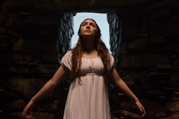 Saoirse Ronan (Eleanor Webb) in Byzantium