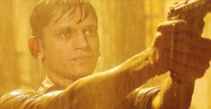 'No, I'm just happy to see you.' Amit Kumar's Monsoon Shootout.