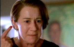 'Vat do you take me for, zum kind of hack who zstars in biopicz to win avardz?' Helen Mirren as Ayn Rand