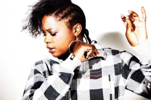 World-conquering pop juggernaut Speech Debelle