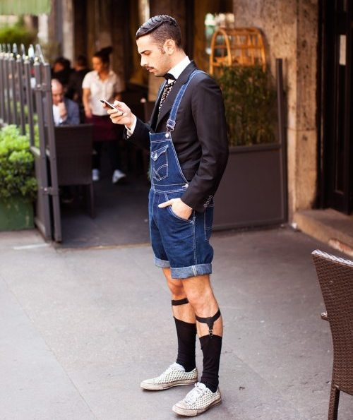 hipster-shorts-man-overalls