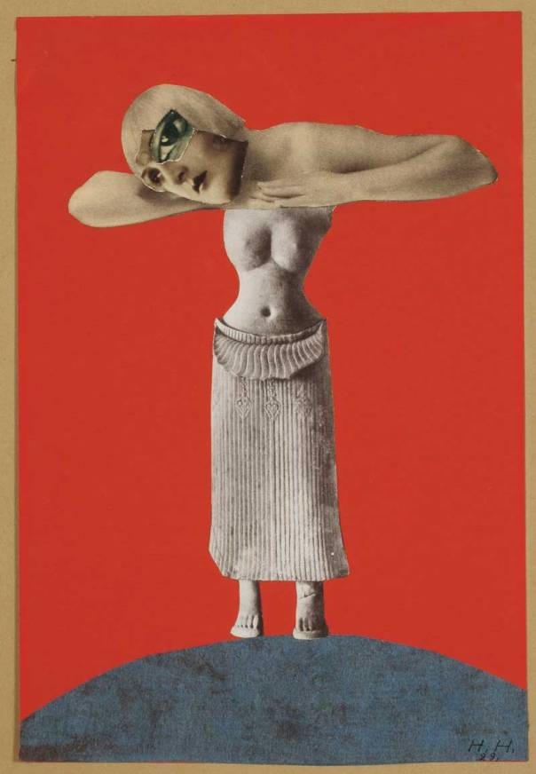 Untitled (From an Ethnographic Museum) – Hannah Höch