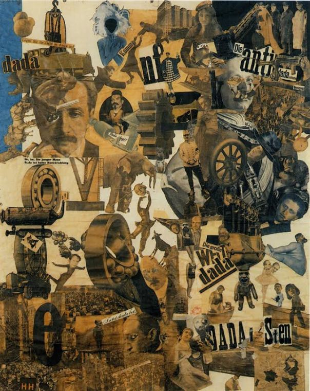 Cut with the Kitchen Knife through the Last Weimar Beer-Belly Cultural Epoch in Germany - Hannah Höch