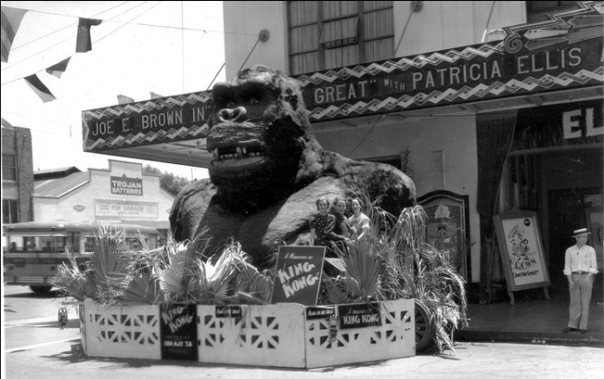 Kong head