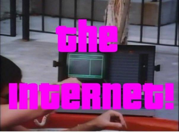 The Internet!