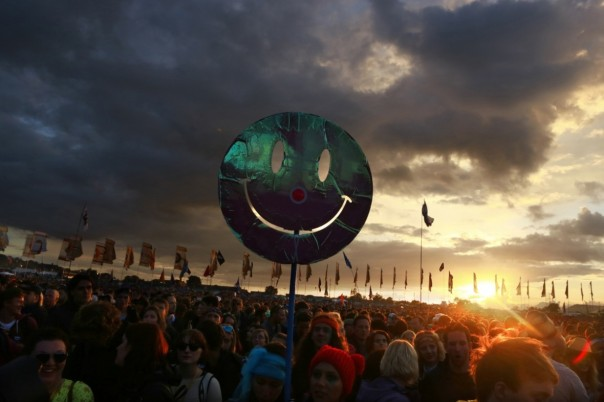 Glastonbury 2014