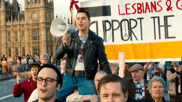 lesbians and gays support the miners