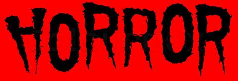 word Horror