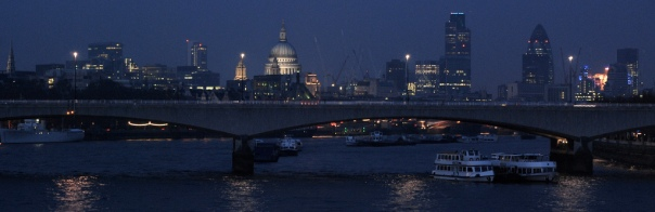 London Skyline by nac