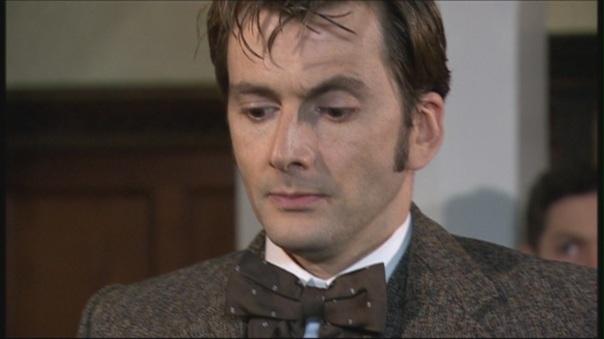 I wear a bowtie now