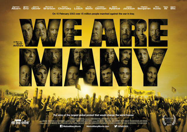Image result for we are many documentary