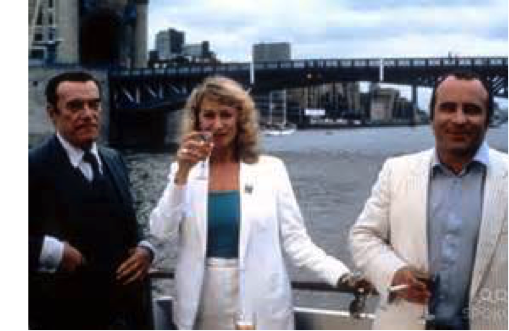 Charles and Camilla Started early the day of the Jubilee Flotilla