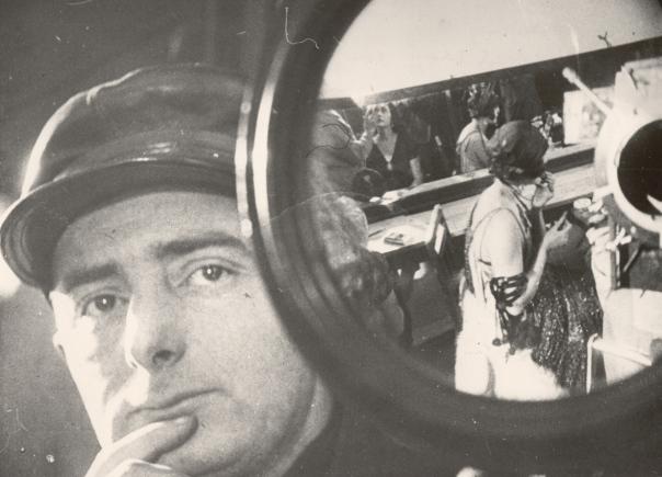 Vertov behind the camera