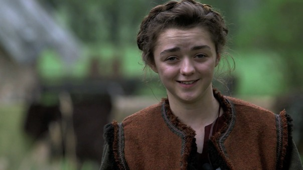 Yeah, we can't believe you've got this career either, Maisie.