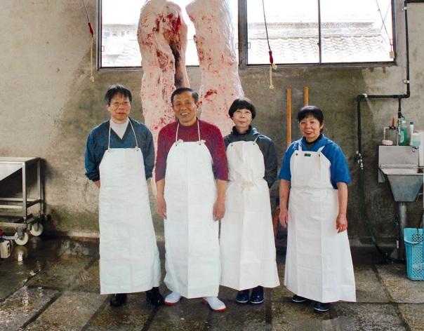 Tale Of A Butcher Shop