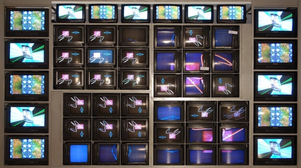 Nam June Paik 'Internet Dream'