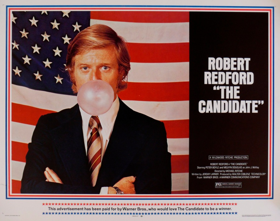Risultati immagini per the candidate redford