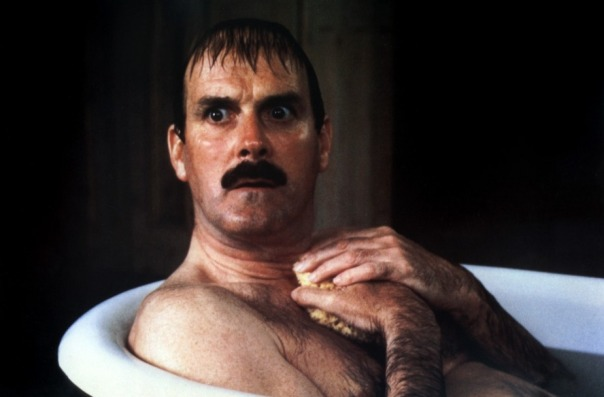 John Cleese in Clockwise