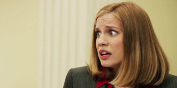 Anna Chlumsky was just one of the many Veep cast members originally sourced from In The Loop - interestingly, Iannucci hired Macaulay Culkin and murdered him with a bee in Anna's audition, just to see if she could cry in the same manner as in 1991.