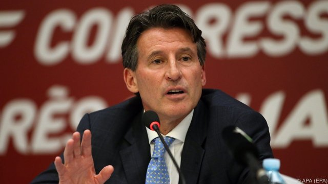 Absolutely anyone can apply, except Sebastian Coe. We HATE Sebastian Coe!