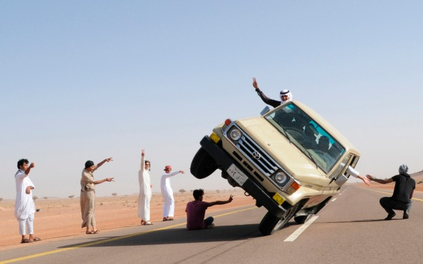 Arab Drift