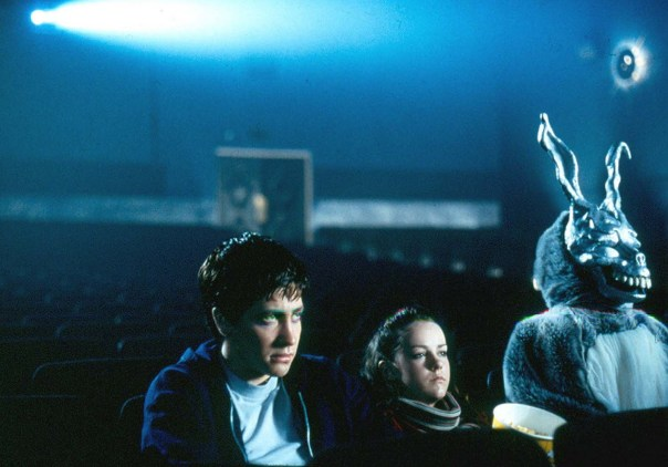 Donnie Darko and the rabbit